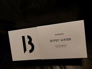 Byredo Gypsy Water 100 ml Eau De Parfum. Brand new unsealed