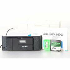 Minolta 8748-200 Datenrückwand G für die XG Kamera - Data Back - Rückwand
