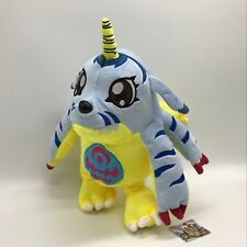 "Digimon Character Gabumon Plush Soft Toy Stuffed Animal Doll Teddy 13"" Big"