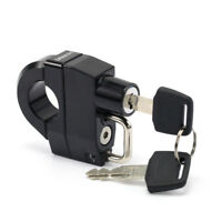 Motorcycle 25mm Handlebars Helmet Lock For HARLEY-DAVIDSON XL 883 1200