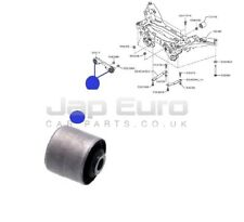Fits NISSAN JUKE 2010> REAR DIFF DIFFERENTIAL CONTROL ARM MOUNTING BUSH SET