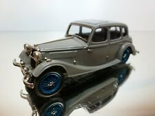 LANSDOWNE MODELS LDM91 RILEY ADELPHI 1935 - GREY 1:43 - EXCELLENT - 33