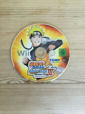 Naruto Shippuden Clash of Ninja Revolution III (3) for Nintendo Wii *Disc Only*