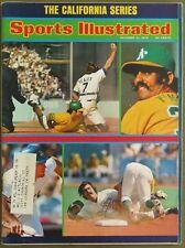 "Vintage 1974 Sports Illustrated ""World Series Issue""  Estate Sale"