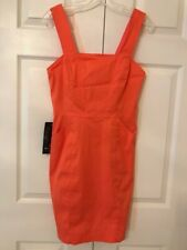 New (NWT) BEBE zanzibar queen maggie dress size 8