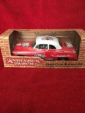1949 olds rocket 88 Anheuser Busch car-bank.