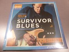 Walter Trout - Survivor Blues - 2LP ltd. orange 180g Vinyl / Neu&OVP / Download