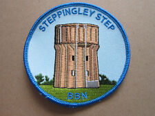 Steppingley Step BBN Walking Hiking Cloth Patch Badge (L3K)