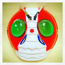 KAMEN RIDER V3 TOKUSATSU SUPERHERO HALLOWEEN KIDS ADULTS MASK JAPANESE COSPLAY