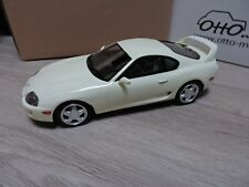 TOYOTA SUPRA MK4 WHITE OTTOMOBILE 1/18 OTTO OTTOMOBILE OTTOMODELS