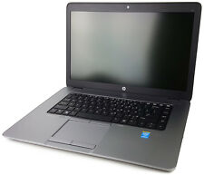 "HP Elitebook 750 G1 15.6"" i5 HD 8GB RAM 180GB SSD Webcam Bluetooth Windows 7 Pro"