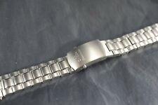 Original Omega Speedmaster 20mm Stahl Band  Steel Bracelet 1564/975