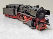 N SCALE ROCO 2-10-0 STEAM IN CUSTOM WOOD BOX RUNS GREAT