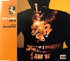 Snap! Maxi CD Rhythm Is A Dancer (Remix '96) - Europe (M/EX)