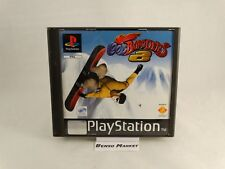 COOL BOARDERS 2 SONY PLAYSTATION 1 2 3 ONE PS1 PS2 PS3 PAL EUR ITALIANO COMPLETO