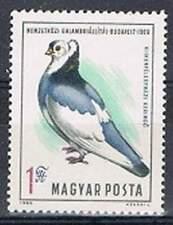 Hongarije postfris 1969 MNH 2562 - Duiven Tentoonstelling