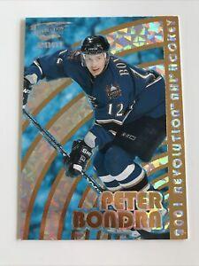 NHL Card,Peter Bondra,Pacific Recolution 2001