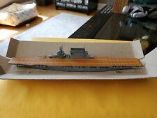 Neptun 1316 US Aircraft Carrier Lexington 1940 1/1250 Scale Model Ship