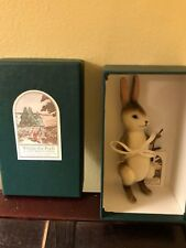 R John Wright ~ Pocket Rabbit ~ based on Disney ~ Winnie the Pooh NEW!
