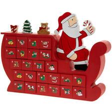 CHRISTMAS Sleigh Advent Calendar