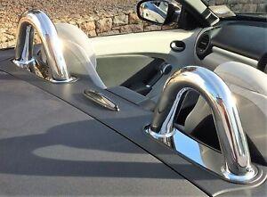 Izquierda asphärisch cristal espejo Indutherm para mercedes slk-clase r171 2004-2008