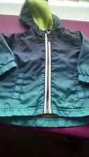 Boys Aged 0-3 months Blue / Green jacket
