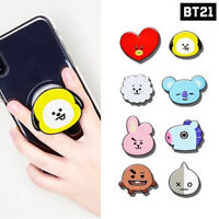 Official BT21 Smart Stand Holder Magnetic Mount K-POP BTS Goods