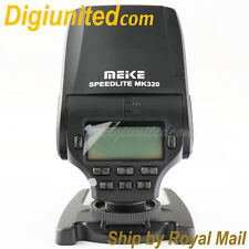 Meike MK-320 LCD E-TTL Flash Speedlite Master for Canon EOS Camera 5D III 70D