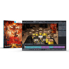 Toontrack SDX: Death and Darkness (Serial Download)