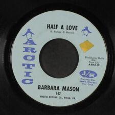 BARBARA MASON: Half A Love / Slipping Away 45 (tape/tag ol) Soul