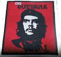Aufnäher Che Guevara Patch Cuba y