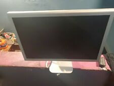 apple 20 inch cinema display