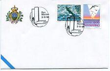 1994-11-03 San Marino New York postage stamp mega-event ANNULLO SPECIALE