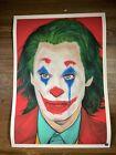 """""""The Joker"""" By Lushsux Art Print Poster X/100 Banksy Batman Sigma Male Grindset"""