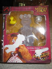 Muppets INVISIBLE SPRAY FOZZIE BEAR COMIC CON EXCLUSIVE INCLUDES RUBBER DUCKY