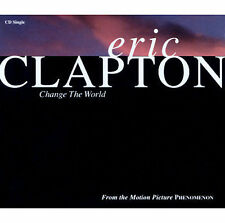 Change the World [US] [Single] by Eric Clapton (CD, Jul-1996, Reprise)