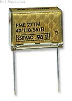 1 pc PANASONIC Kondensator EEUEE2G100  10uF 400V  10x20mm RM5  8000h