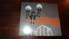 STEVE LACY NEW JAZZ MEETING BADEN- BADEN 2002 HatOLOGY HUT CD SWISS SEALED