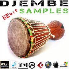 djembe african drum percussion samples fl studio ableton live cubase wav sound