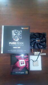 amd fx 832E 3.2 Ghz + Bequiet PURE ROCK