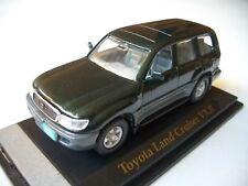 Toyota Land Cruiser VX.R  1:43  Yat Ming  NEU & OVP  Dunkelgrün-Metallic