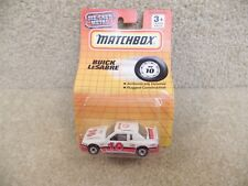 1990 Matchbox NASCAR 1:64 Scale Diecast E. Marshall Shell Buick LeSabre #10