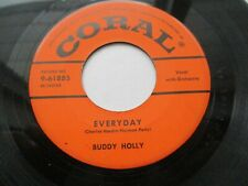 Buddy Holly Everyday Peggy Sue Coral 9-61885 /NM/