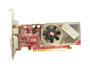FOR HP ATI Radeon X1300 256MB DDR SDRAM PCI Express x16 Video Card 413023-001