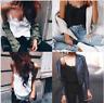Fashion Women Summer Vest Sleeveless Shirt Blouse Casual Crop Tank Tops T-Shirt