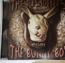 The Residents-The Bunny Boy (CD  2008 cryptic cdstumm301 19 tracks as new )