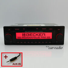 Becker Indianapolis PRO BE7952 MP3 Navigationssystem Bluetooth RDS AUX-IN Radio
