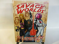 SAVAGE WORLDS 1st Edition RPG Roleplaying Game Book 10000 Great White Games EX!!
