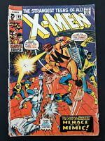 UNCANNY X-MEN #69 MARVEL COMICS 1970 GD