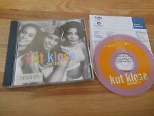 CD POP Kut KLOSE-Surrender (11) canzone WEA Elektra + presskit